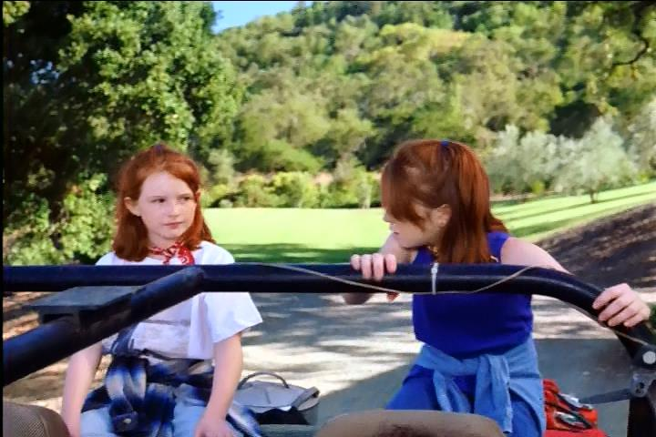 How making The Parent Trap 05