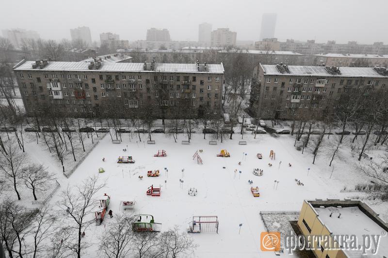 Петербург 15 марта