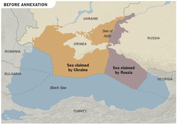 Крым: до аннексии