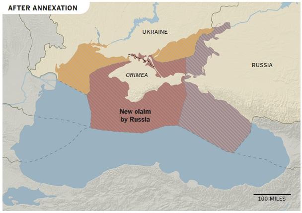 Крым: после аннексии
