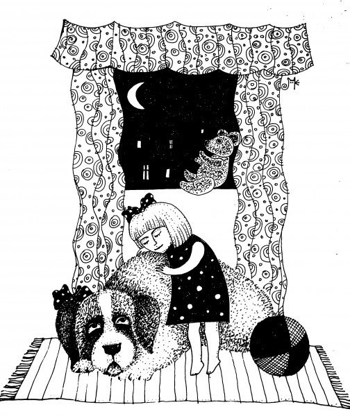 Иллюстрация Елены Лебедевой