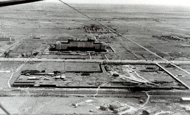 1939 Строительство Дома Советов