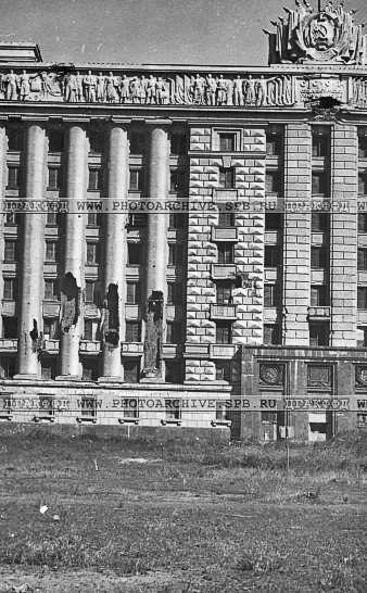 1945 Дом Советов