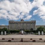 Дом Советов, Московский пр., 212