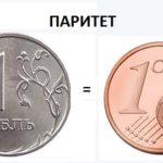 Паритет