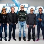 Новая команда ведущих Top Gear
