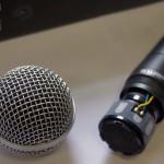 Микрофон Leem DM-302