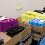 В Петербурге наладили производство магнитофонных кассет