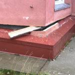 На Ямале поехал дом. У местных коммунальщиков — крыша.