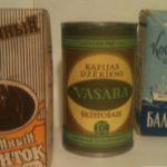 Еще из дневников Дедкова — растительная колбаса и ячменный кофе