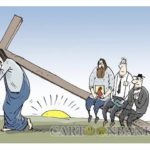 Баллада о кресте, или Подражание Высоцкому